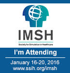 I'm attending IMSH